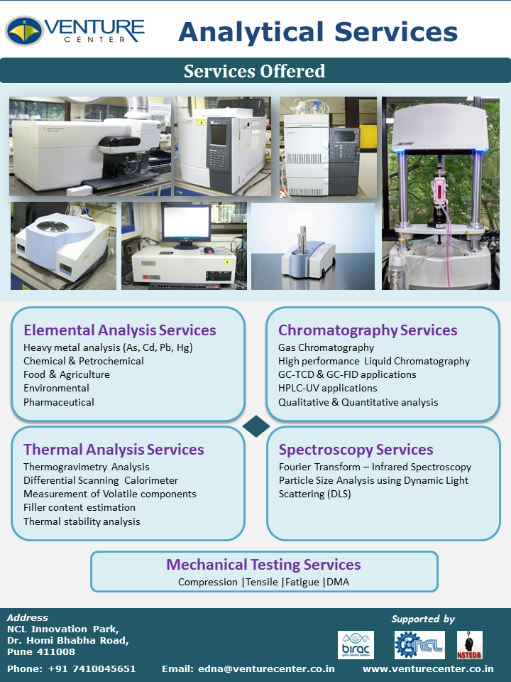 Other Scientific Services – Center for Applications of Mass